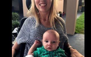 Mum paralysed from neck down spends $17k on IVF to fulfill baby dream