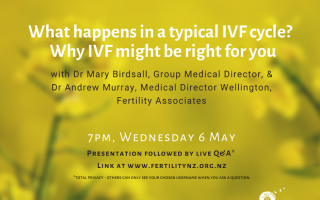 What happens in a typical IVF cycle? Why IVF might be right for you - recording